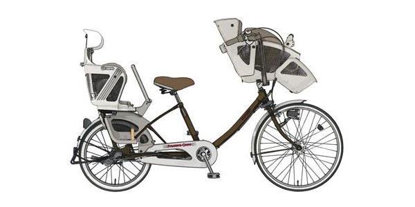 ... として自転車がベルを鳴らす