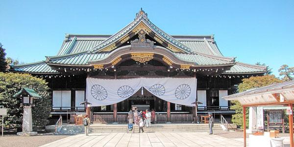 靖国神社で七五三・時期をずらして神様独り占め