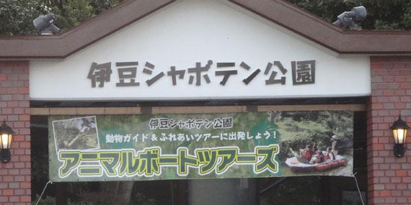 伊豆高原のふれあい動物園伊豆シャボテン公園はサボテンだけじゃない!1日遊べる