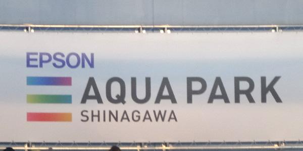 エプソンアクアパーク品川はイルカのショーが人気・駐車場も完備