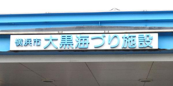 横浜フィッシングピアーズの大黒ふ頭海釣り施設はレンタル竿、駐車場完備