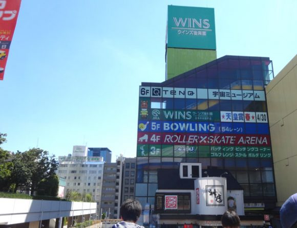 02_東京ドームシティ・宇宙ミュージアム TeNQ(テンキュー)