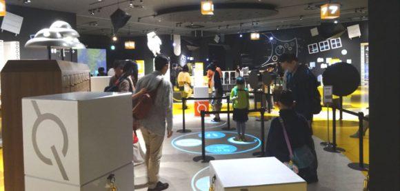 19_東京ドームシティ・宇宙ミュージアム TeNQ(テンキュー)