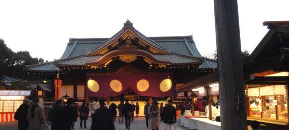 03_靖国神社の宝物館・博物館の遊就館は幕末から太平洋戦争までの戦争資料館