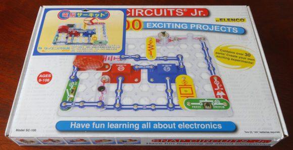 02_電脳サーキットは小学生が電気の仕組みを学べる電子回路の実験ブロック
