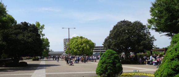 02_国営昭和記念公園のレンタサイクルを借りるには開園時間に並ぶ必要がある?