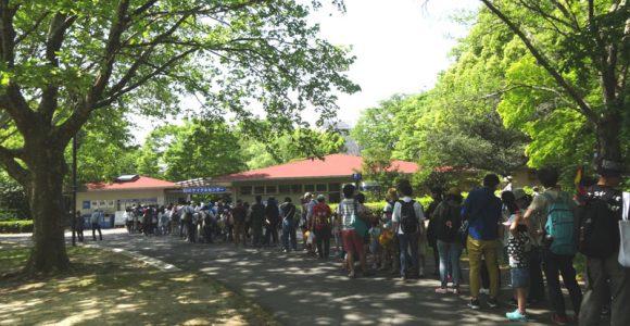 04_国営昭和記念公園のレンタサイクルを借りるには開園時間に並ぶ必要がある?