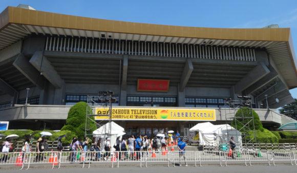 07_24時間テレビの武道館でやっている募金に行ってみた・長い長い列