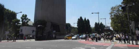 11_24時間テレビの武道館でやっている募金に行ってみた・九段下交差点