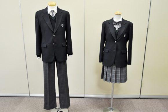 都立桜修館中等教育学校の制服