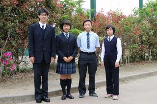 都立南多摩中等教育学校の制服