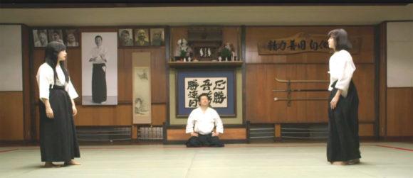 Blu-ray&DVD大ヒット記念夏休みも!今日から俺は!!展in渋谷・番組内での赤坂道場